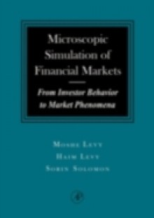 Обложка книги  - Microscopic Simulation of Financial Markets