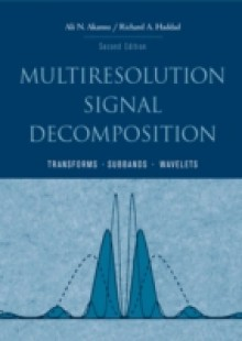 Обложка книги  - Multiresolution Signal Decomposition