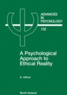 Обложка книги  - Psychological Approach to Ethical Reality