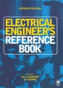 Обложка книги  - Electrical Engineer's Reference Book