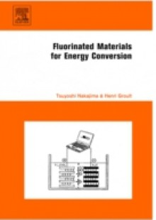 Обложка книги  - Fluorinated Materials for Energy Conversion