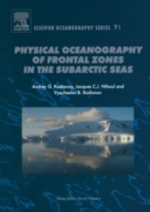 Обложка книги  - Physical Oceanography of the Frontal Zones in Sub-Arctic Seas