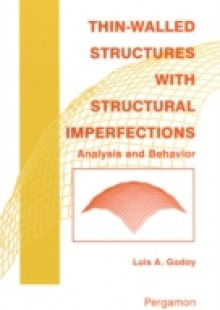 Обложка книги  - Thin-Walled Structures with Structural Imperfections