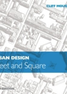 Обложка книги  - Urban Design: Street and Square