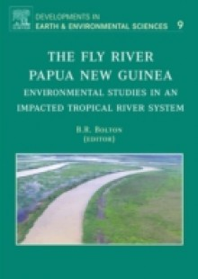 Обложка книги  - Fly River, Papua New Guinea