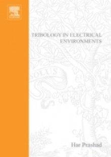 Обложка книги  - Tribology in Electrical Environments