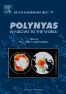 Обложка книги  - Polynyas: Windows to the World