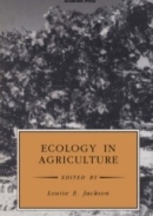 Обложка книги  - Ecology in Agriculture