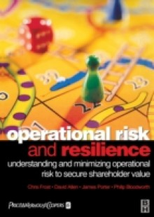 Обложка книги  - Operational Risk and Resilience