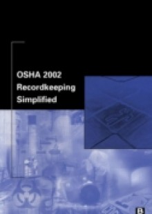 Обложка книги  - OSHA 2002 Recordkeeping Simplified