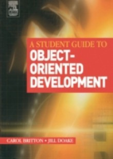 Обложка книги  - Student Guide to Object-Oriented Development