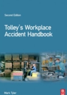 Обложка книги  - Tolley's Workplace Accident Handbook
