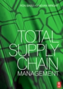 Обложка книги  - Total Supply Chain Management