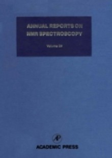 Обложка книги  - Annual Reports on NMR Spectroscopy