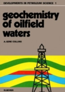 Обложка книги  - Geochemistry of oilfield waters