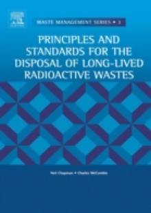Обложка книги  - Principles and Standards for the Disposal of Long-lived Radioactive Wastes