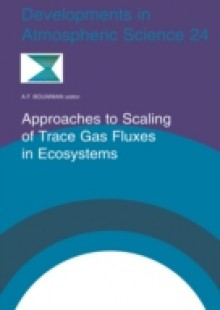 Обложка книги  - Approaches to Scaling of Trace Gas Fluxes in Ecosystems
