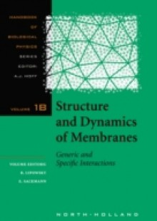 Обложка книги  - Structure and Dynamics of Membranes