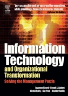 Обложка книги  - Information Technology and Organizational Transformation