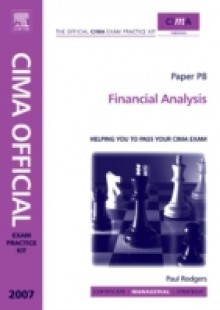 Обложка книги  - CIMA Exam Practice Kit Financial Analysis