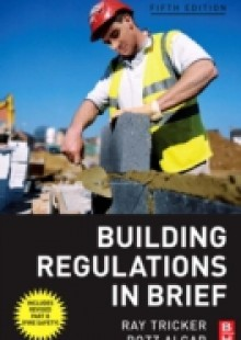 Обложка книги  - Building Regulations in Brief