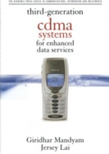 Обложка книги  - Third Generation CDMA Systems for Enhanced Data Services