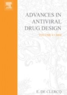 Обложка книги  - Advances in Antiviral Drug Design