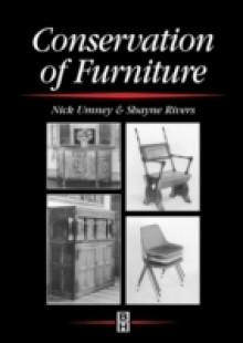 Обложка книги  - Conservation of Furniture