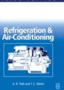 Обложка книги  - Refrigeration and Air Conditioning