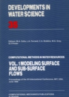 Обложка книги  - Modelling Surface and Sub-Surface Flows