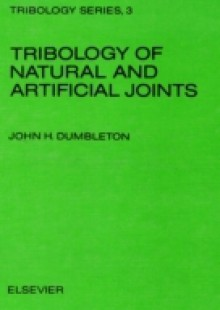 Обложка книги  - Tribology of Natural and Artificial Joints