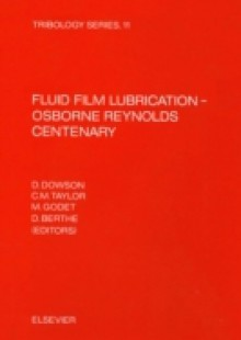 Обложка книги  - Fluid Film Lubrication – Osborne Reynolds Centenary