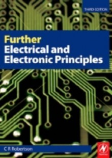 Обложка книги  - Further Electrical and Electronic Principles