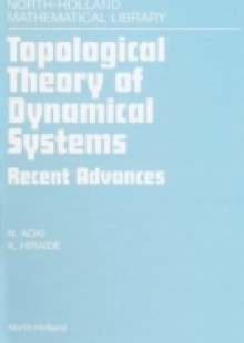 Обложка книги  - Topological Theory of Dynamical Systems