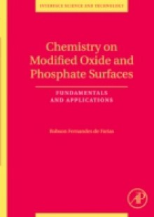 Обложка книги  - Chemistry on Modified Oxide and Phosphate Surfaces: Fundamentals and Applications