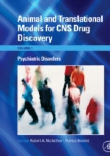 Обложка книги  - Animal and Translational Models for CNS Drug Discovery: Psychiatric Disorders