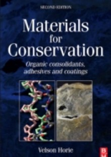 Обложка книги  - Materials for Conservation