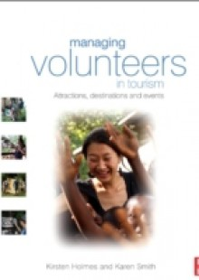 Обложка книги  - Managing Volunteers in Tourism