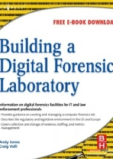 Обложка книги  - Building a Digital Forensic Laboratory