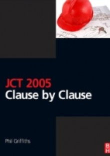 Обложка книги  - JCT 2005: Clause by Clause