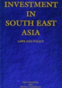 Обложка книги  - Investment in South East Asia