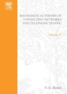 Обложка книги  - Mathematical Theory of Connecting Networks and Telephone Traffic