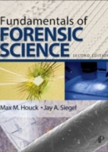 Обложка книги  - Fundamentals of Forensic Science
