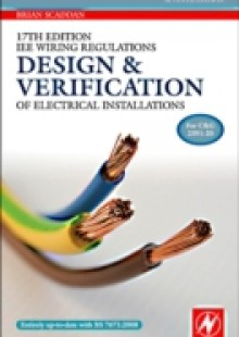 Обложка книги  - 17th Edition IEE Wiring Regulations: Design and Verification of Electrical Installations