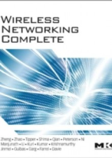 Обложка книги  - Wireless Networking Complete