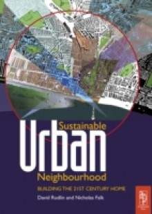 Обложка книги  - Sustainable Urban Neighbourhood
