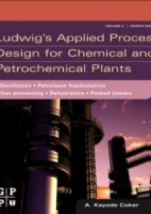 Обложка книги  - Ludwig's Applied Process Design for Chemical and Petrochemical Plants