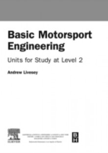 Обложка книги  - Basic Motorsport Engineering