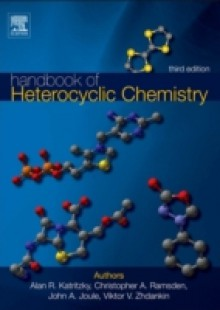 Обложка книги  - Handbook of Heterocyclic Chemistry