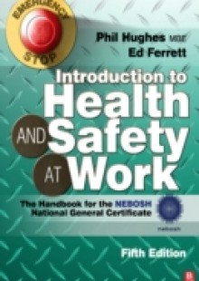 Обложка книги  - Introduction to Health and Safety at Work